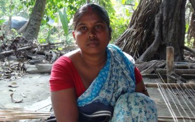 Sonamoni Finds Strength From Her Micro Loan Group Members, West Bengal