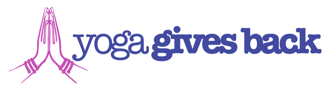Image result for yoga gives back
